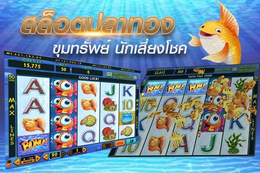 พิชิตเจ้าปลาทองด้วย สูตรเล่นสล็อตปลาทอง ฉบับเทคนิค โกงสล็อต